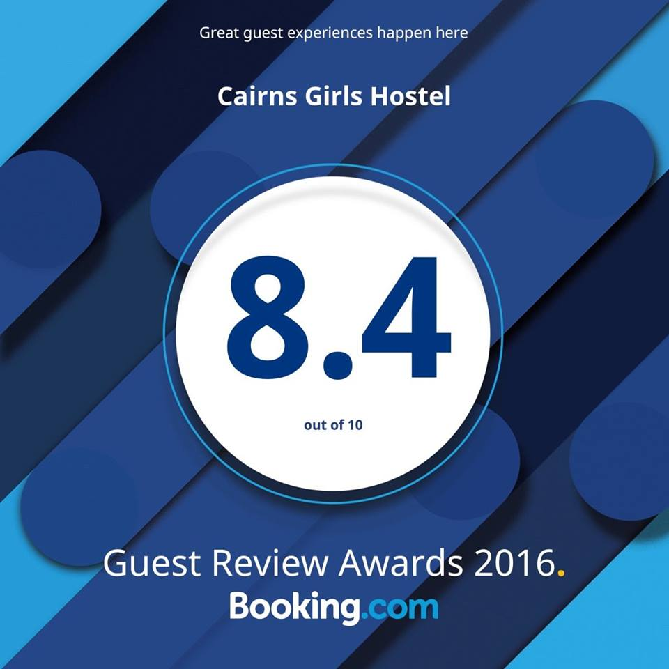 2016 Booking.com award