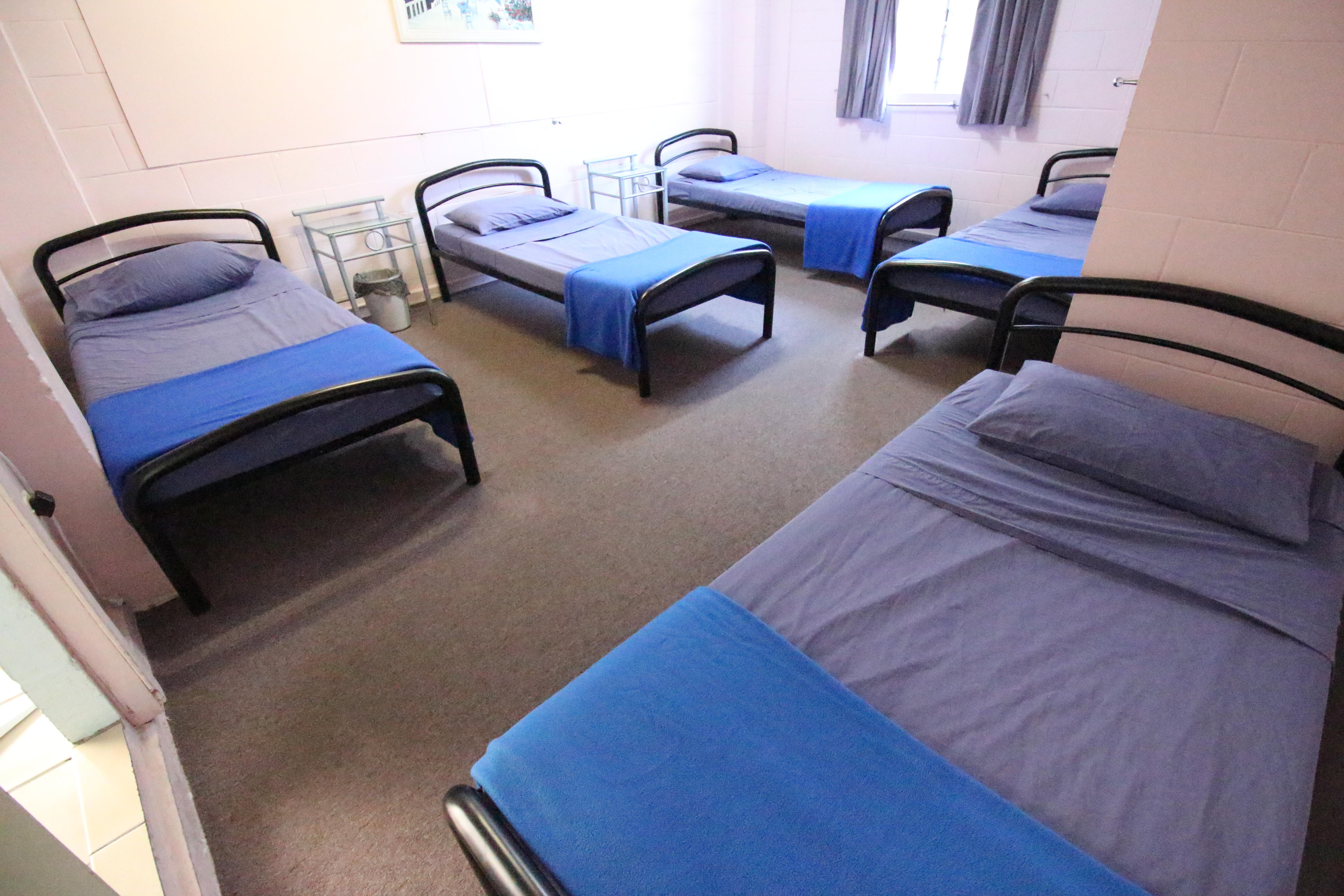 Five Bed Dorm